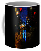 Steps Towards Night  Coffee Mug