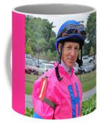 Steve Hamilton - Laurel Park 4 Coffee Mug