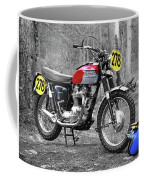 Steve Mcqueen Isdt 1964 Coffee Mug