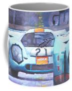 Steve Mcqueen Le Mans Porsche 917 01 Coffee Mug