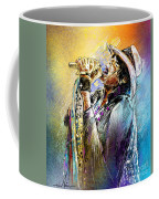 Steven Tyler 01  Aerosmith Coffee Mug