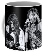 Steven Tyler Croons Coffee Mug