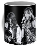 Steven Tyler Croons Coffee Mug by Traci Cottingham