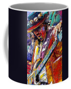 Stevie Ray Vaughan Number One Coffee Mug