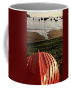Stewart Island Half Moon Bay New Zealand Coffee Mug