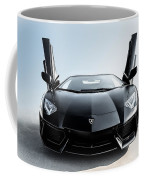 Stick 'em Up Coffee Mug