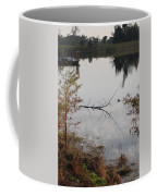 Stick In The Water Coffee Mug