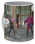 Stickler Coffee Mug