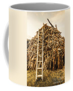 Sticks And Ladders Coffee Mug