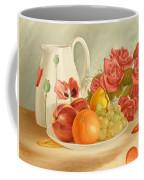 Still Life Coffee Mug by Angeles M Pomata