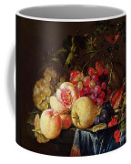 Still Life Coffee Mug by Cornelis de Heem