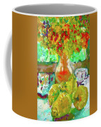 Still Life Flower Coffee Mug