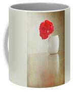 Still Life Geranium Coffee Mug