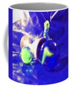 Still Life In Blue Coffee Mug