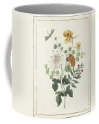 Still Life Of Flowers, Machtelt Moninckx, C. 1600 - C. 1687 Coffee Mug