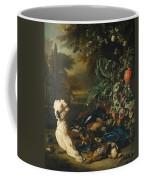 Still Life Of Gamebirds Coffee Mug
