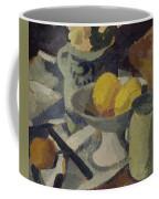 Still Life Coffee Mug by Roger de La Fresnaye
