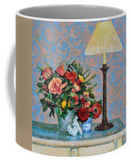 Still Life With A Lamp Coffee Mug