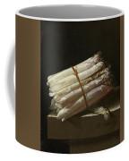 Still Life With Asparagus Coffee Mug