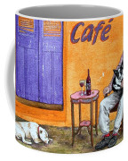 Still Life With Dogs And Music Coffee Mug