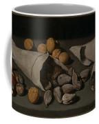 Still Life With Dried Fruit Coffee Mug