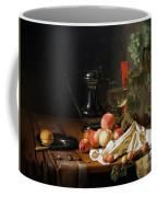 Still Life With Fruit Coffee Mug