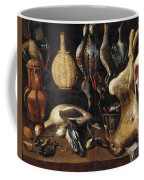 Still Life With Game Coffee Mug