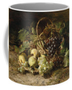 Still-life With Grapes And Pears Coffee Mug