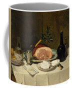 Still Life With Ham Coffee Mug