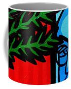 Still Life With Henri Matisse Coffee Mug