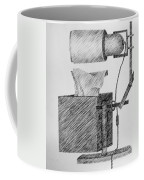 Still Life With Lamp And Tissues Coffee Mug