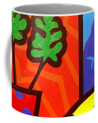 Still Life With Matisse And Mona Lisa Coffee Mug