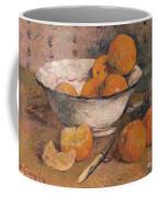 Still Life With Oranges Coffee Mug