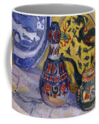 Still Life With Oriental Figures, 1913  Coffee Mug