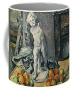 Still Life With Plaster Cupid Coffee Mug