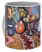 Still Life With Sunflowers II Coffee Mug