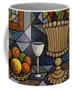 Still Life With Vase Coffee Mug