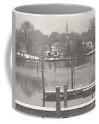 New England Peace Coffee Mug
