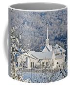 Still The Little White Church In Peoria Coffee Mug