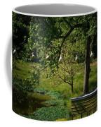 Stillness Of Spring Coffee Mug