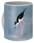 Stilt Pink Legs Coffee Mug