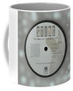 Sting Dream Of The Blue Turtles Lp Label Coffee Mug