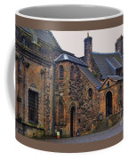 Stirling Castle Courtyard, Scotland Coffee Mug