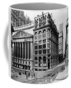 Stock Exchange, C1908 Coffee Mug