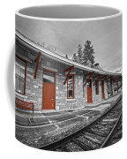 Stockbridge Train Station Coffee Mug