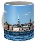 Stockholm From Lake Malaren Coffee Mug
