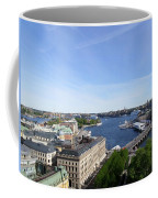 Stockholm In My Heart Coffee Mug
