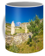 Stone Artefacts Of Asseria Ancient Town Coffee Mug