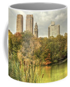 stone bridge in Central Park Coffee Mug