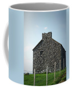 Stone Building Maam Ireland Coffee Mug